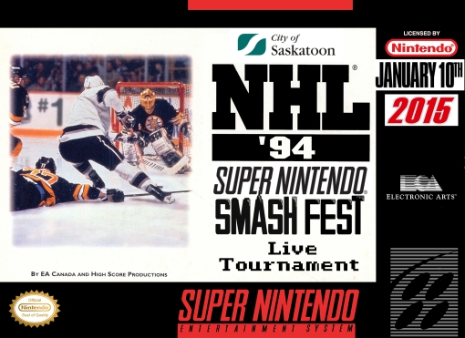 NHL '94 Tournament